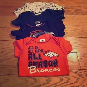 🏈🧡 TRUE Lil' Bronco Fan Pack!!! 👀💙🏈